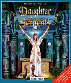 Daughter of Serpents