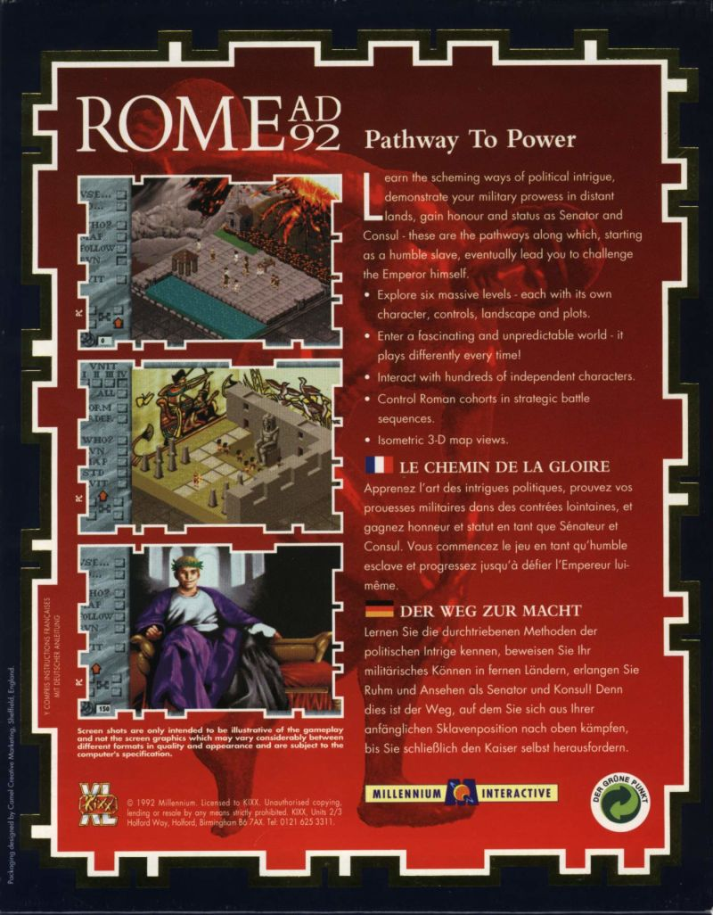 Rome: Pathway to Power