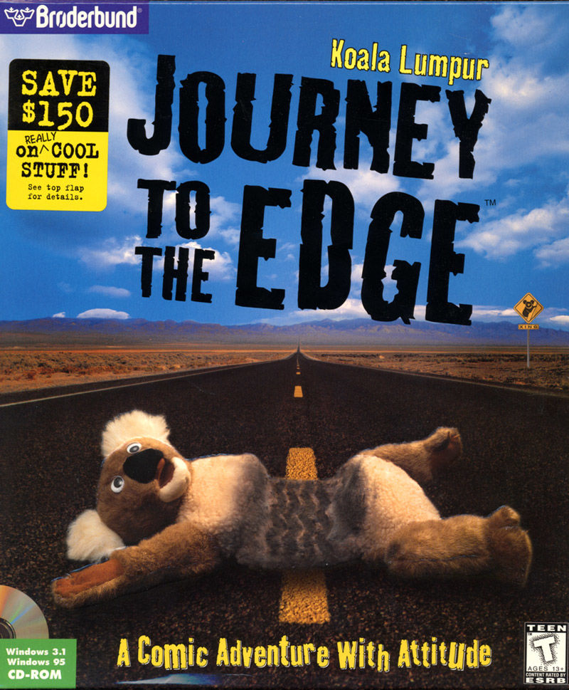 Koala Lumpur: Journey to the Edge