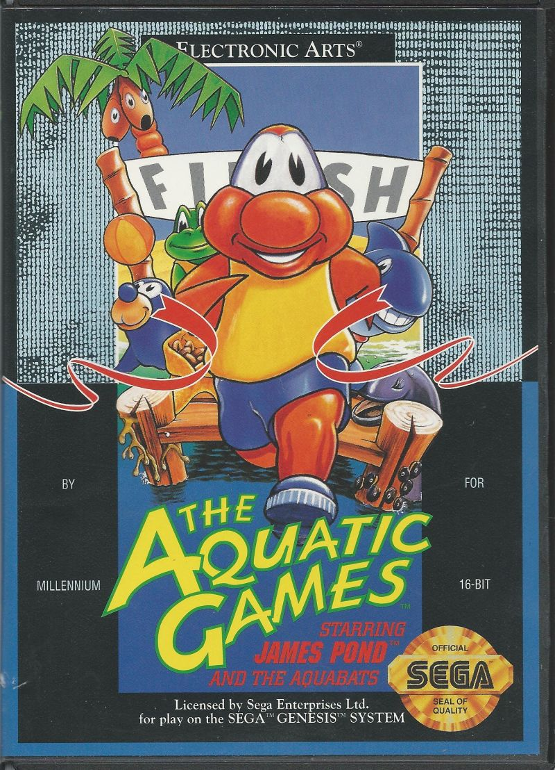 The Aquatic Games