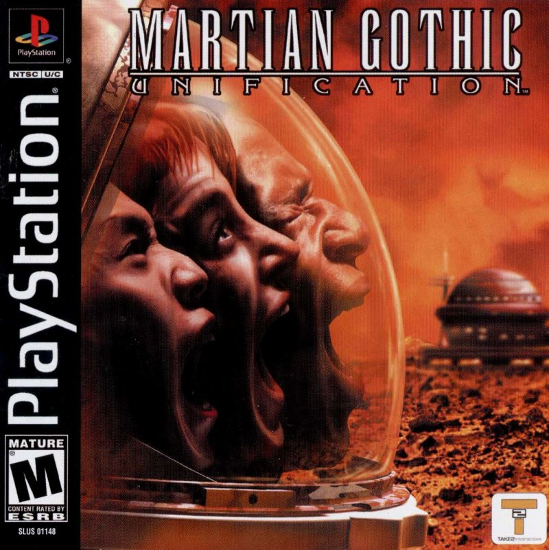 Martian Gothic: Unification