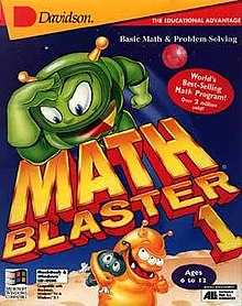 Math Blaster Episode I: In Search of Spot