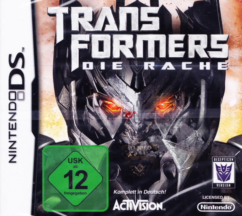 Transformers Revenge of the Fallen: Decepticons