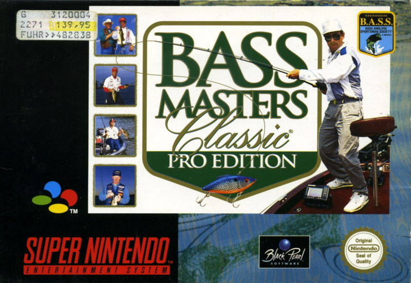 Bass Masters Classic: Pro Edition