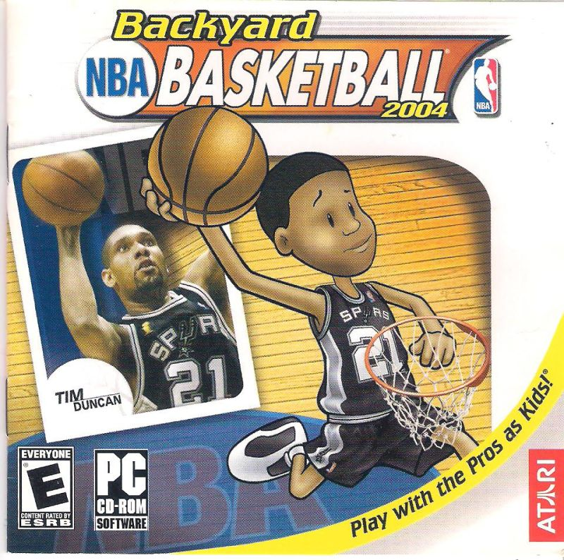 Backyard Basketball 2004