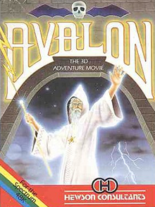 Avalon The 3D Adventure Movie
