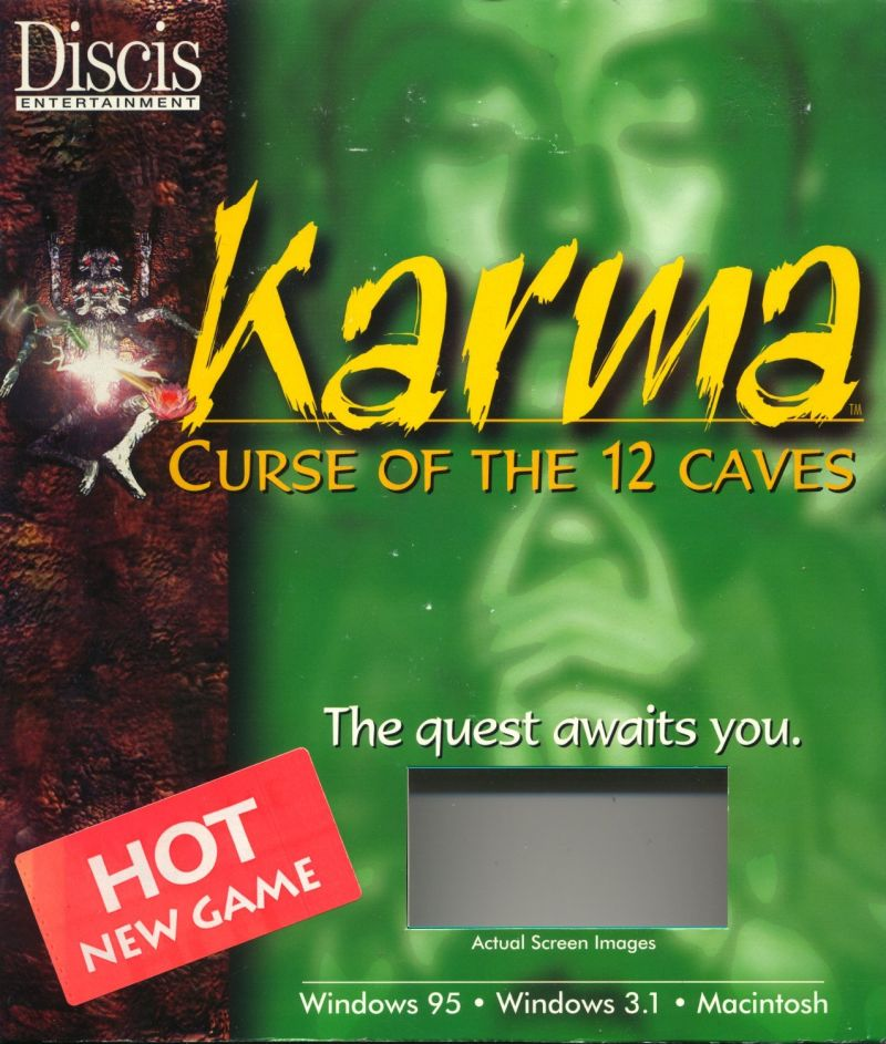 Karma: Curse of the 12 Caves