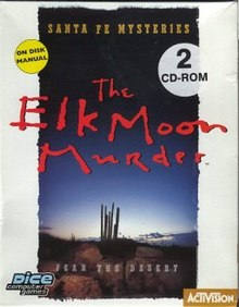 The Elk Moon Murder