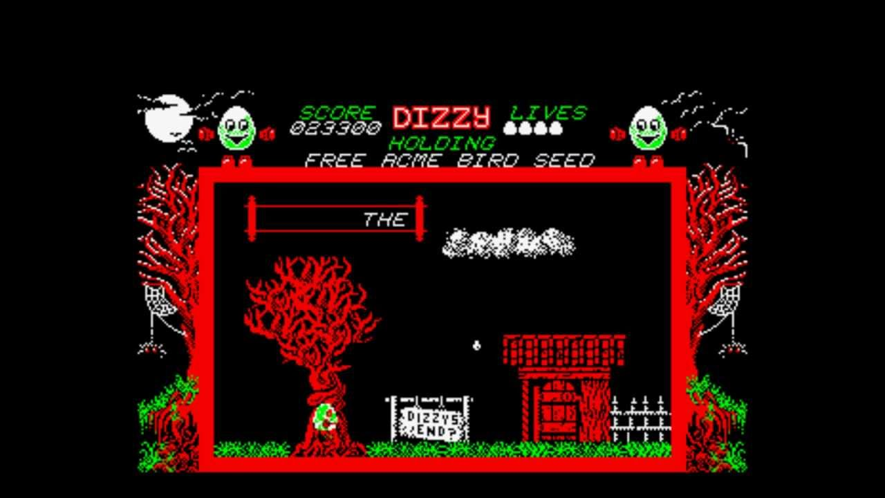 Dizzy – The Ultimate Cartoon Adventure