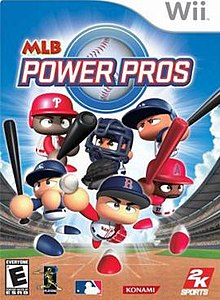 MLB Power Pros
