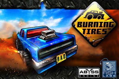 Burning Tires 3D