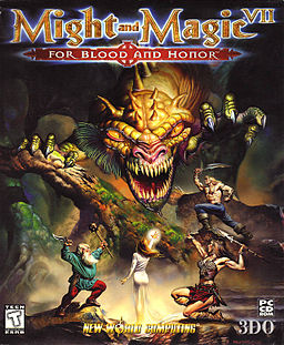 Might and Magic VII: For Blood and Honor