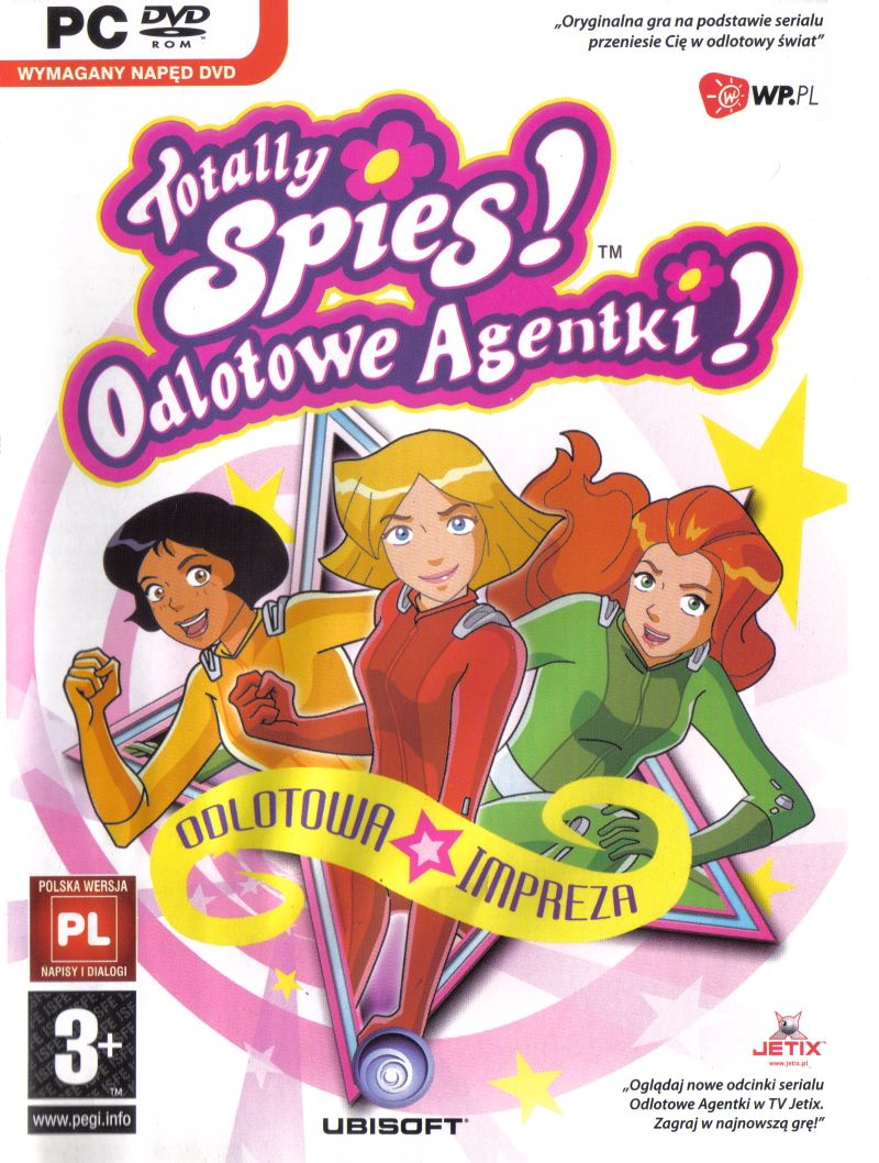 Totally Spies! Totally Party