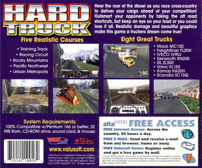Hard Truck: Road to Victory