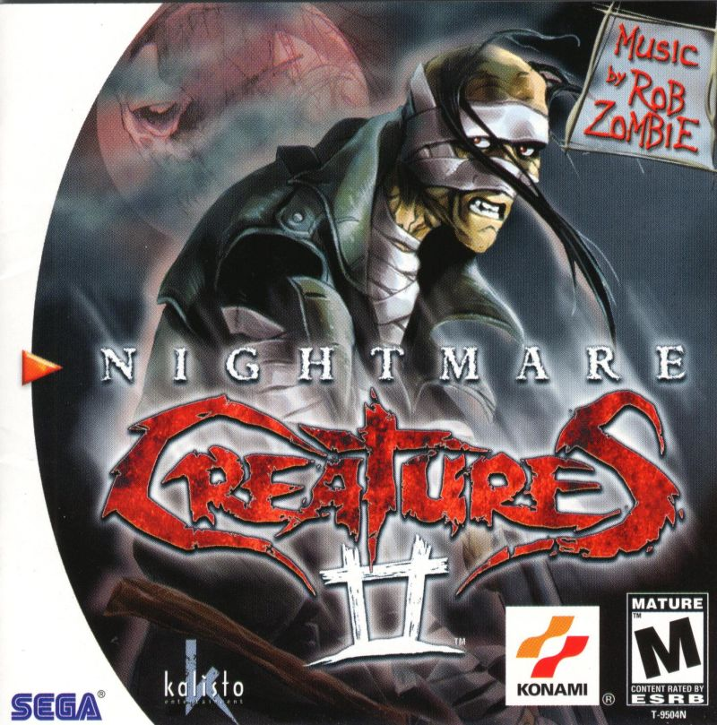 Nightmare Creatures II