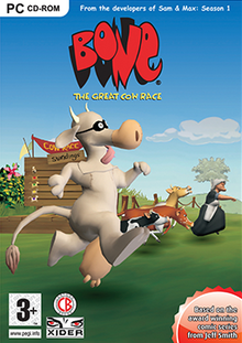 Bone: The Great Cow Race