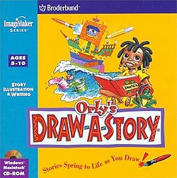 Orly's Draw-A- Story