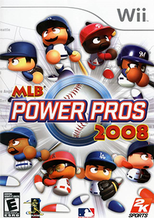 MLB Power Pros 2008