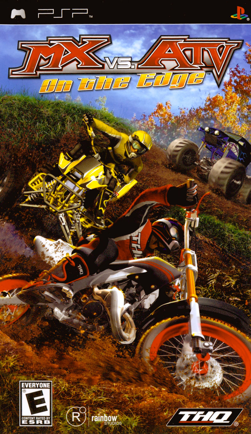 MX vs. ATV: On the Edge