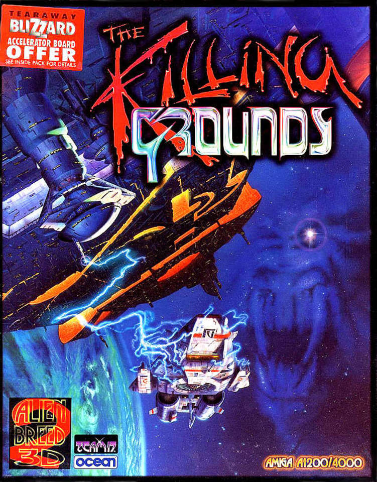 Alien Breed 3D II: The Killing Grounds