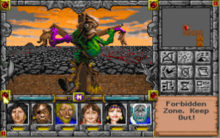 Might and Magic V: Darkside of Xeen